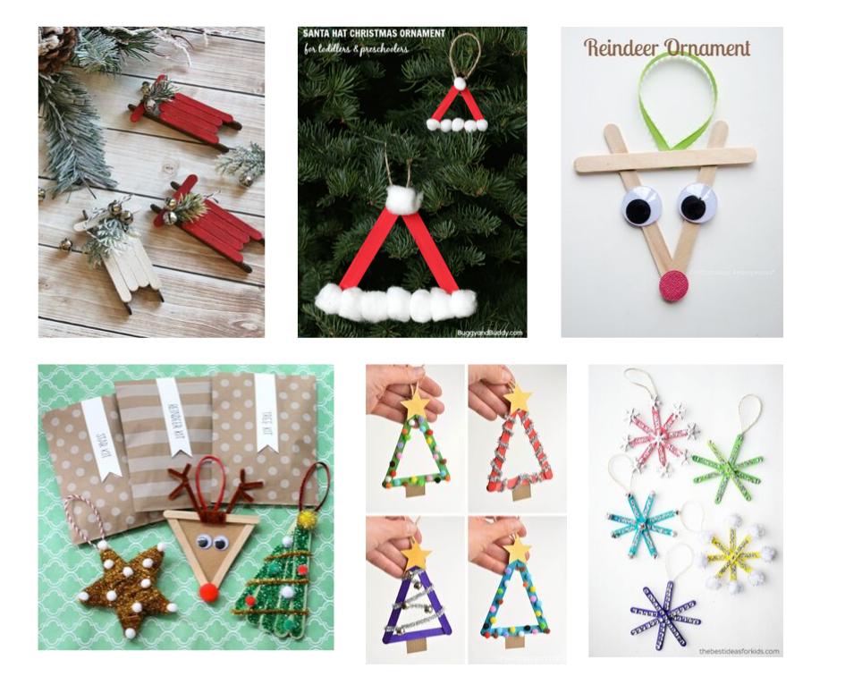 Christmas-craft-using -Popsicle -sticks