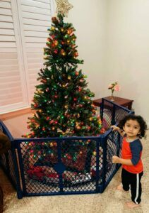Baby-Proof-a-Christmas-Tree