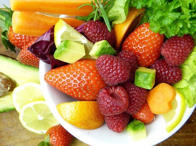 Fruits-in-a-plate