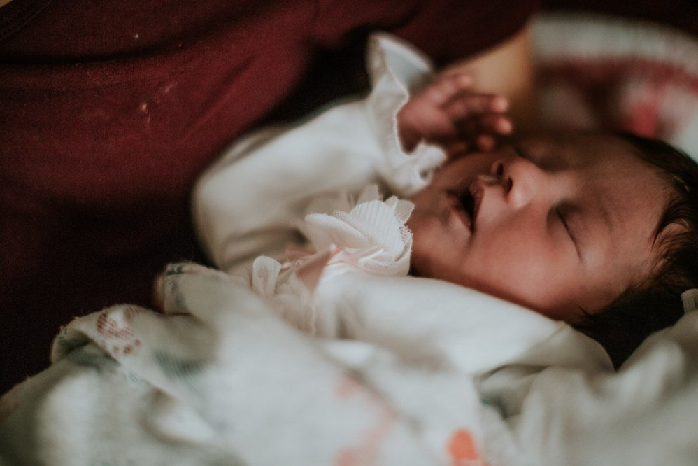 21 Days to Peace and Quite Review-baby sleeping