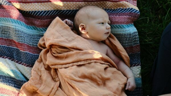 Best Organic Blankets for Babies- baby cover in blanket