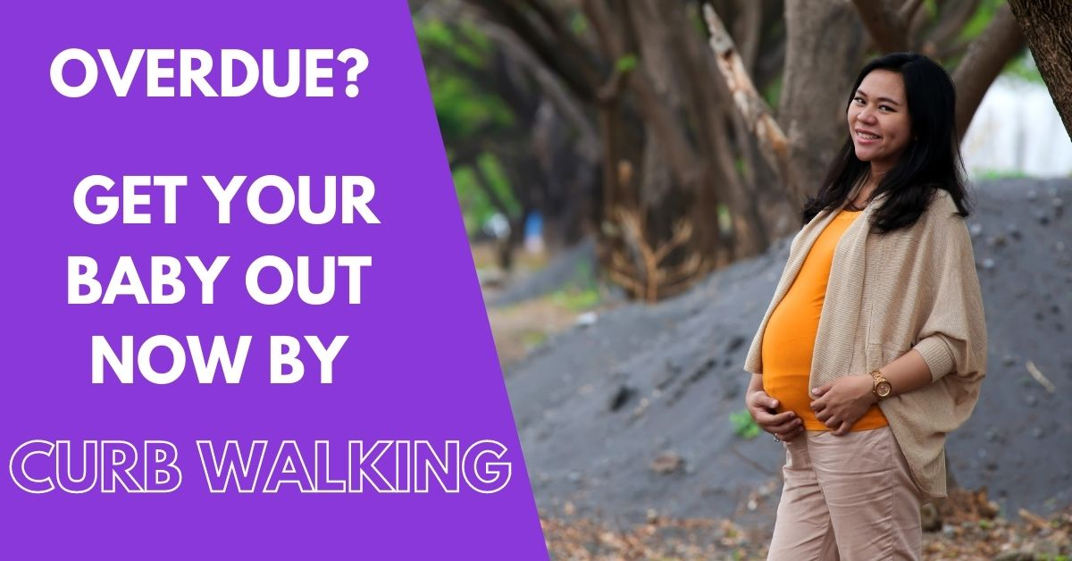 Curb Walking to Induce Labor Tonight