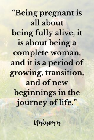 Cute Pregnancy Quotes and Saying All Moms-to-be need to Hear-encouraging Pregnancy quotes