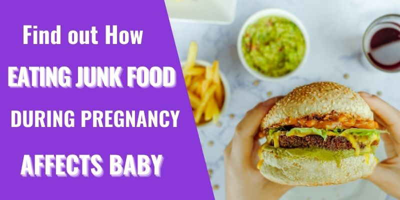 Help! Pregnant and can't Stop Eating Junk Food