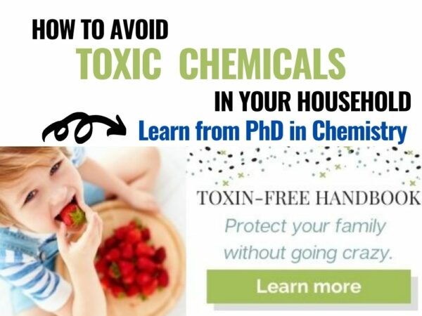 Toxin Free living for Families