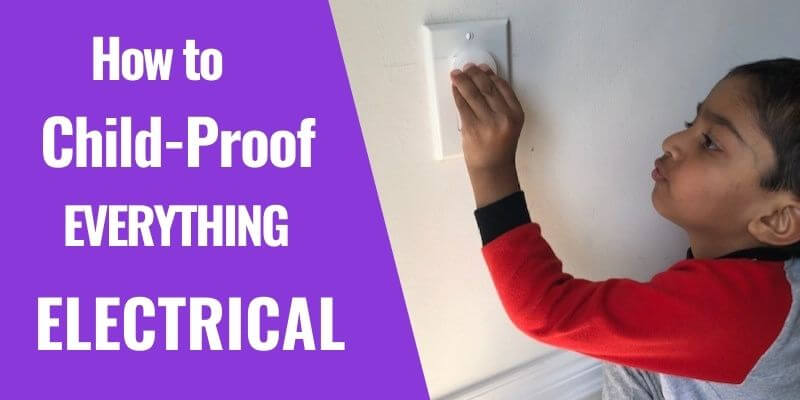 9 Clever Ways to Baby-Proof Electrical Outlets and Cords