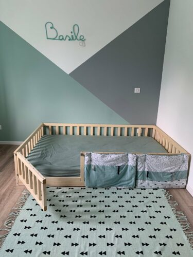 Non-Toxic Montessori Floor beds for Toddlers