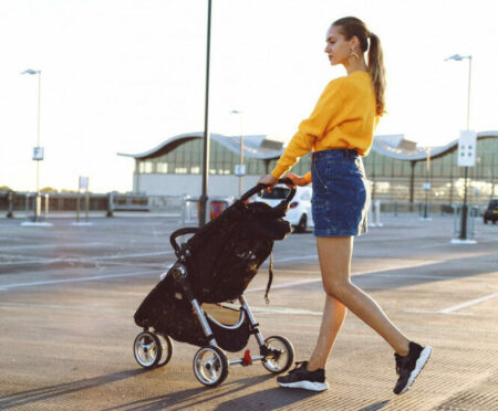 11 Best Flame Retardant Free, Non-Toxic Strollers for a Safe Ride