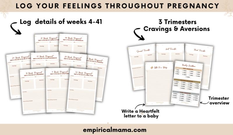 Empiricalmama Pregnancy Planner/Journal