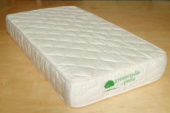 Non-Toxic and Organic Crib Mattresses